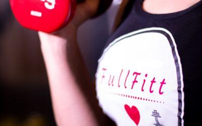 Így edzem otthon a Fullfitt edzéstervvel!